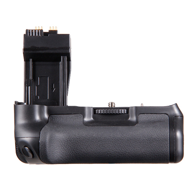 Meke Vertical Camera <font><b>Battery</b></font> <font><b>Grip</b></font> Pack For <font><b>Canon</b></font> EOS 550D 600D <font><b>650D</b></font> T4i T3i T2i as BG-E8 Fashion Design Bettery <font><b>Grip</b></font> image