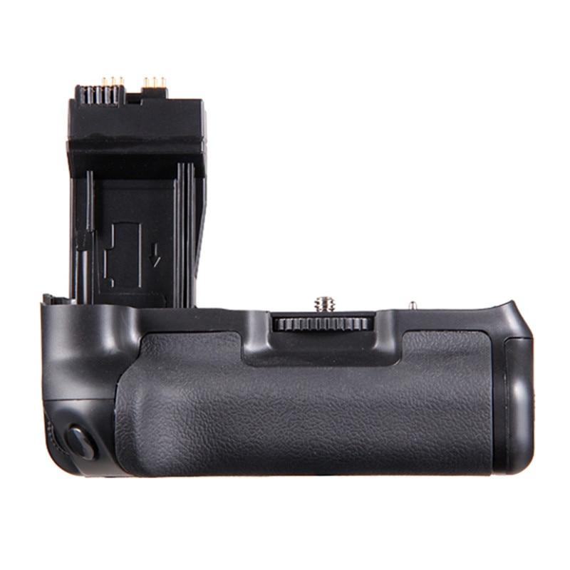 Meke poignée de batterie de caméra verticale pour Canon EOS 550D 600D 650D T4i T3i T2i en tant que BG-E8 poignée de batterie de conception de mode