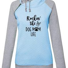 Rockin The Dog Mom Life Sweatshirt