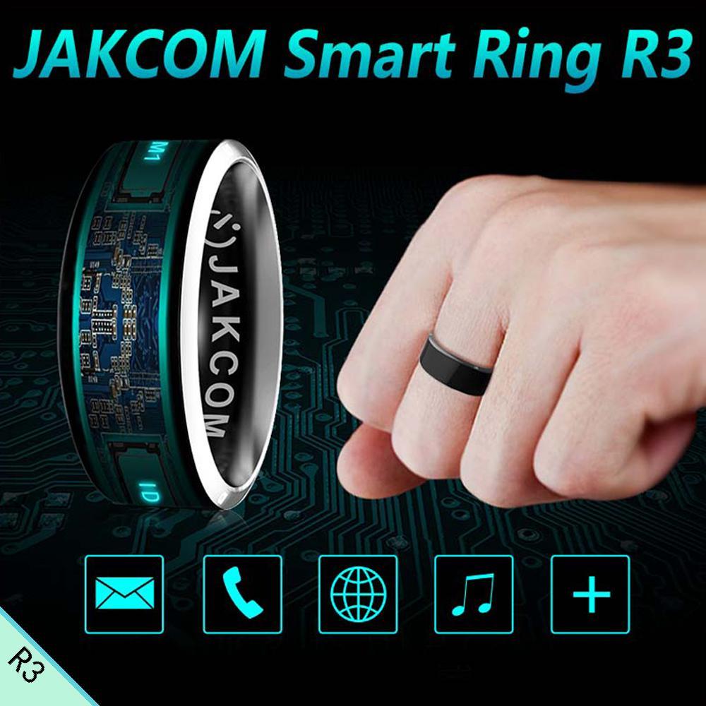 JAKCOM R3 Smart Anello Caldo di vendita in Accessori per Articoli Elettronica Smart come la mia band 2 correa garmim nuova tecnologia 2018