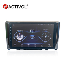 HACTIVOL 2 din android 8.1 car dvd player gps navi for Haval Hover Great Wall H6 2011-2016 car radio stereo car dvd gps wifi hactivol 2 din car radio face plate frame for hyundai accent 2006 2011 car dvd gps navi player panel dash mount kit car product