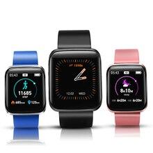 Smart Watch 1.3inch IPS Color Screen IP67 Waterproof Activity Tracker Heart Rate Blood Pressure Wearable Device
