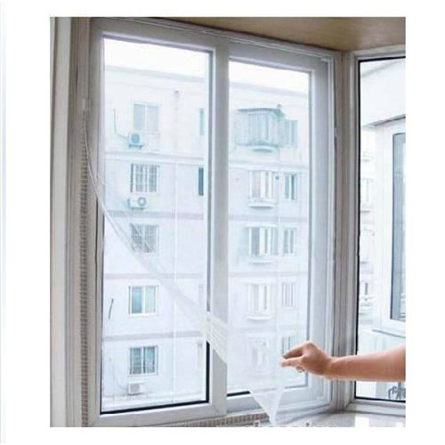 aeProduct.getSubject()  sc 1 st  AliExpress.com & DIY Insect Fly Bug Mosquito Door Window Net Mesh Screen Curtain ...