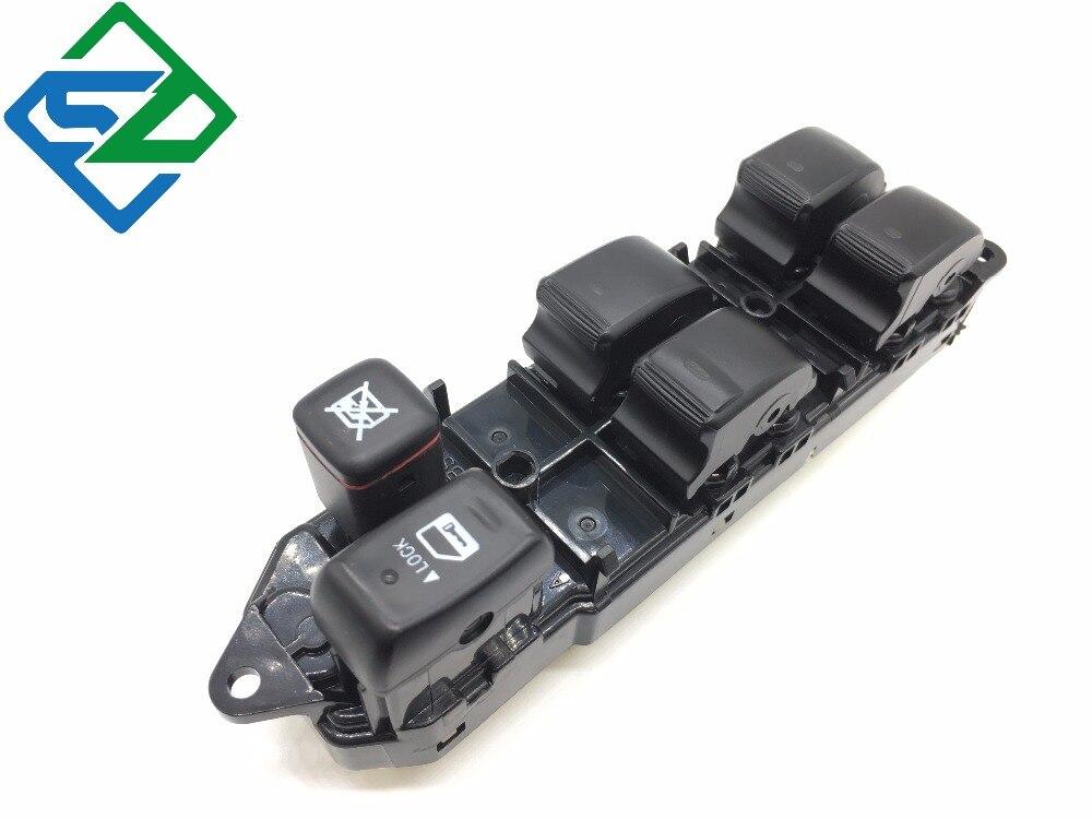 Window Master Control Switch For Toyota Lexus GX470 RX300/330/350 OEM 84040-60052 8404060052