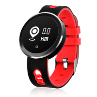 2018 New Arrival Q7 Smart Bluetooth Heart Rate Monitor Blood Pressure Measure Wristwatch IP68 Reminder Wristband