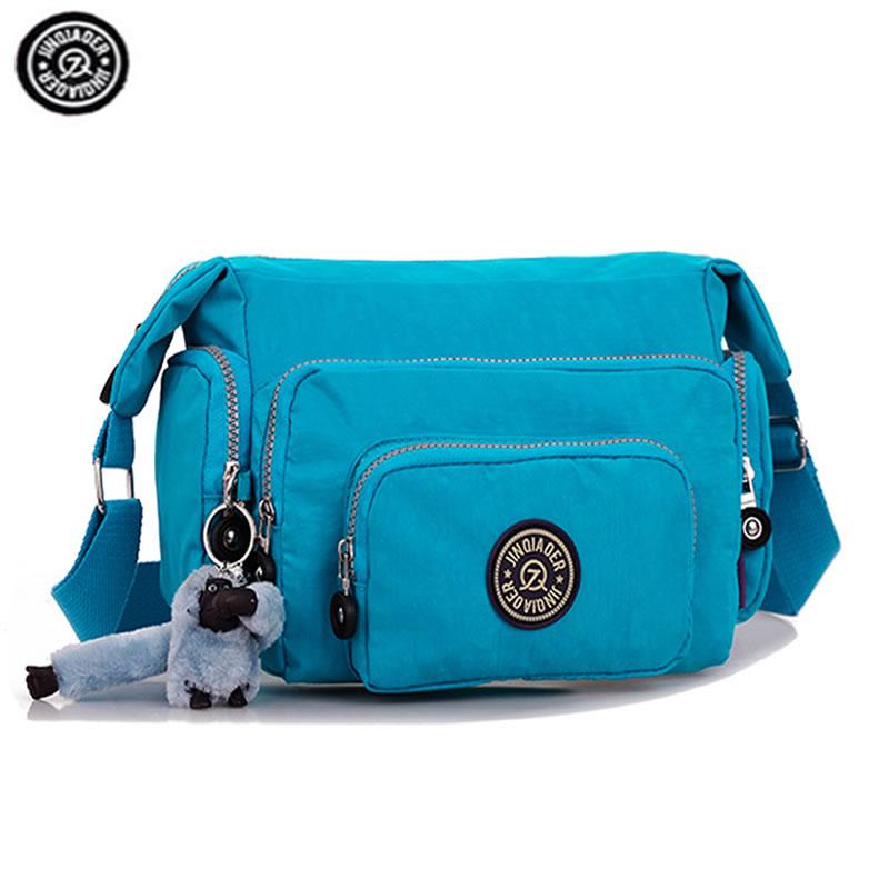 JINQIAOER Bags Handbags Women Famous Brands Stone ...