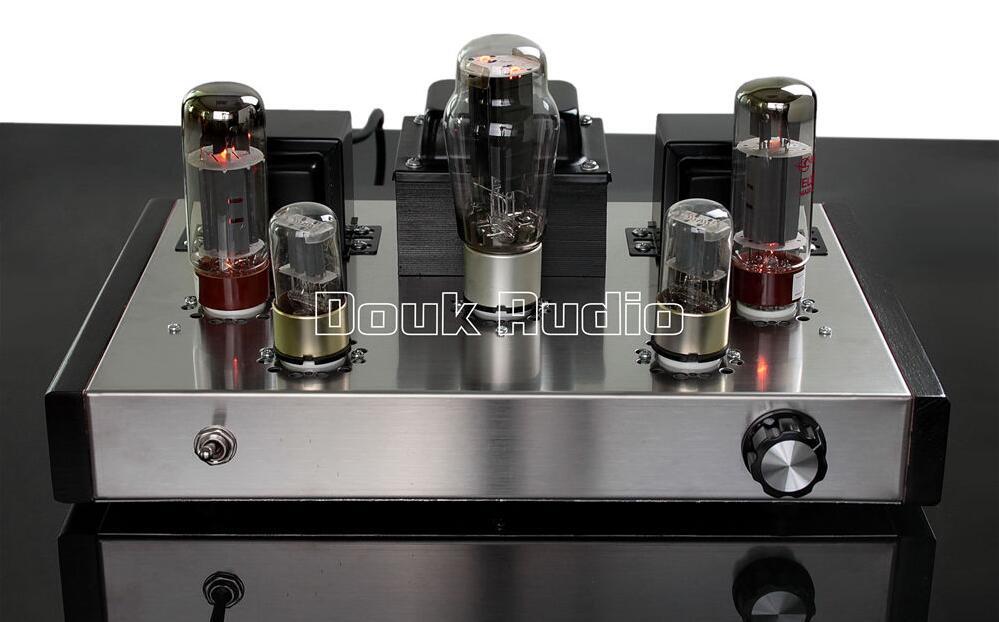 Douk audio EL34B Valve Tube Amplifier Single-ended Class A Stereo HiFi Power Amp For Audiophile