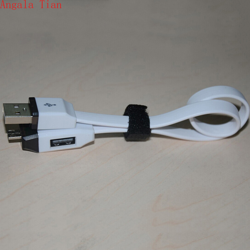 Angala Tian multifunktionel Smart Micro OTG USB-kabel Strømopladning Datakabel 3 i 1 til Xiaomi Samsung Galaxy S5 Note4 HTC