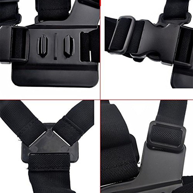 Chest Strap Mount Belt for Action Camera