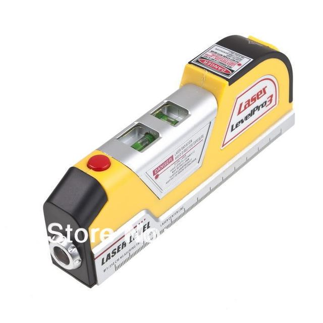 1pc Multifunction Laser Measure Distance Level Bump Meter Distance Measure Runevenness Laser Rangefinder Laser Line Wholesale