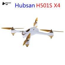 H501S Original Hubsan X4 RC Drone Con Cámara 1080 P HD GPS/Sígueme Modo Headless Quadcopter Juguetes 5.8G FPV 10CH RC helicóptero