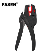 FS-D3 Self-Adjusting insulation Wire Stripper range 0.08-6mm2 With High Quality wire stripping Cutter Range 0.08-2.5mm Flat Nose