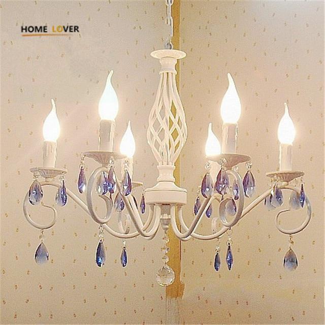 Luxus Kristall Kronleuchter Beleuchtung Moderne LED Eisen Kronleuchter Für  Wohnzimmer Küche Lüster De Sala De Cristal