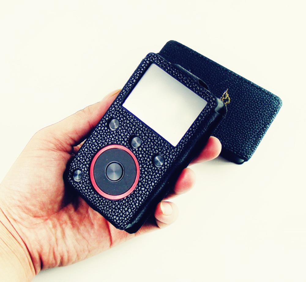 F.Audio Xusound FA2 Leather Case For FA2 AK4497EQ DSD DAC Digital Audio Player