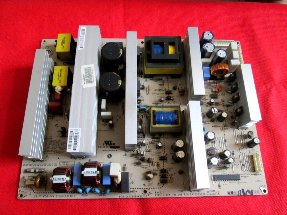 EAX39190301 PSPU-J702A Good Working Tested eay58665401 pspu j807a 2300keg038b f good working tested