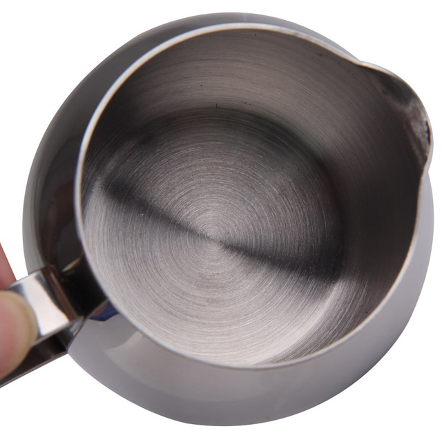 Stainless Steel Milk Pitcher