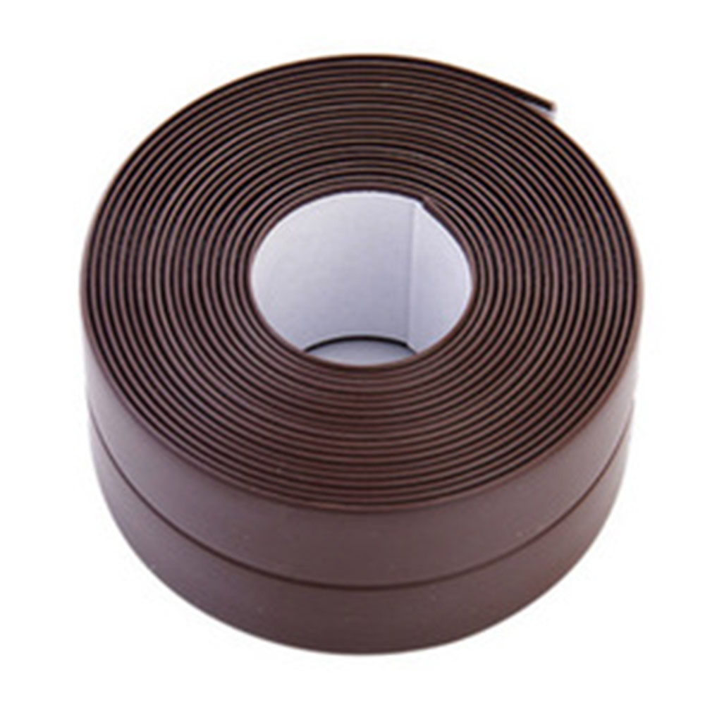 1PC Sealing Strip Waterproof Mildew Proof Adhesive Tape Kitchen And Sanitary Countertop Joint Crack Sticker