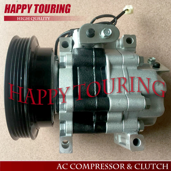 Auto ac kompressor für MAZDA MX6 2,5 liter V6 motor 1992-Für MAZDA 626 2,5 GA2E-61-450 ga2e61450 GA2E-61-450D