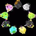 12 Side Magic Fidget Cube Generation 2 Toy Strange Shape Magic Cubes puzzles vinyl desk toys funny Decompression creative gift