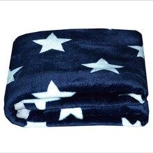 80*100 см детские одеяла с мультипликационным принтом, уплотненные двухслойные флисовые конверты для младенцев, коляска, накидка для новорожденных, постельные принадлежности, одеяло