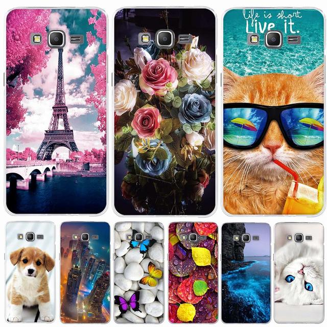 For Samsung Galaxy Grand Prime G530H G531 Case TPU Cases For Samsung Galaxy J1 J 3 J5 J7 2016 Case For Samsung A3 A5 2016 Cover