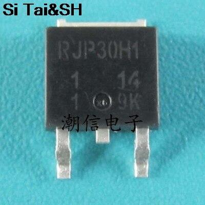 10Pcs RJP30H1 TO-252 30H1 TO252 RJP30H1DPD