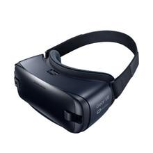 Dişli VR 4.0 VR Gözlük Sanal Gerçeklik 3D Kutusu Samsung Galaxy için S8 S8 + Note7 Note5 S6 S6 Kenar + S7 S7 Kenar Sevkiyat gelen rusya