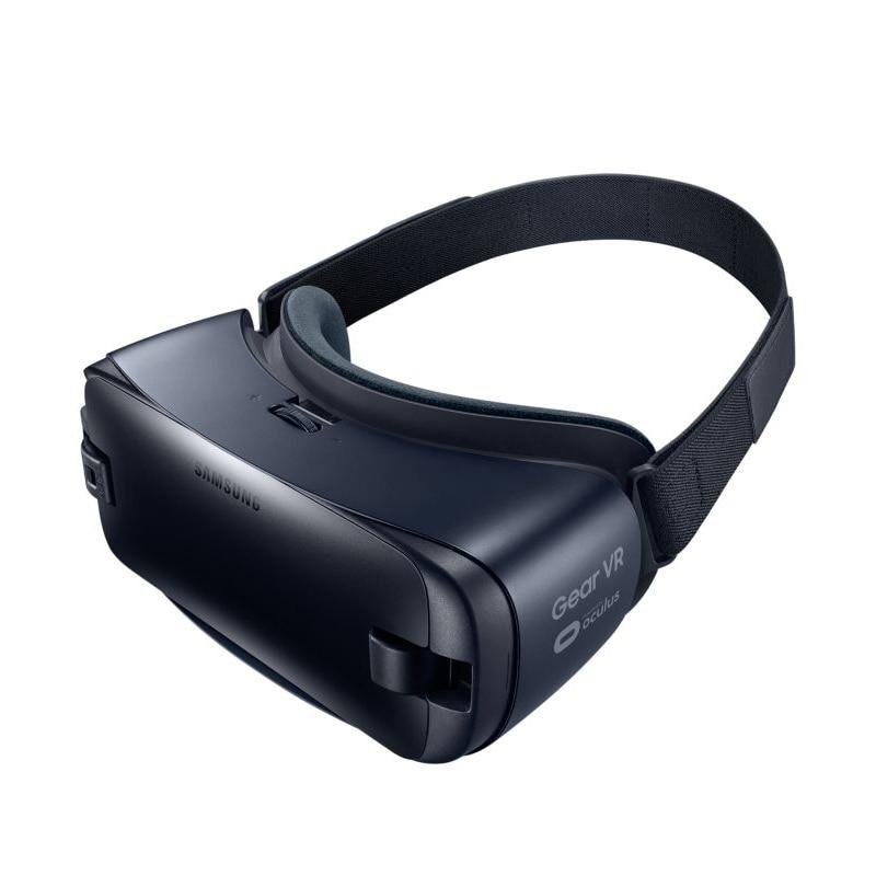 Gear VR 4.0 VR Occhiali di Realtà Virtuale 3D Scatola per Samsung Galaxy S9 S9Plus S8 S8 + Note7 Note5 S7 s7 Bordo Della Spedizione dalla Russia