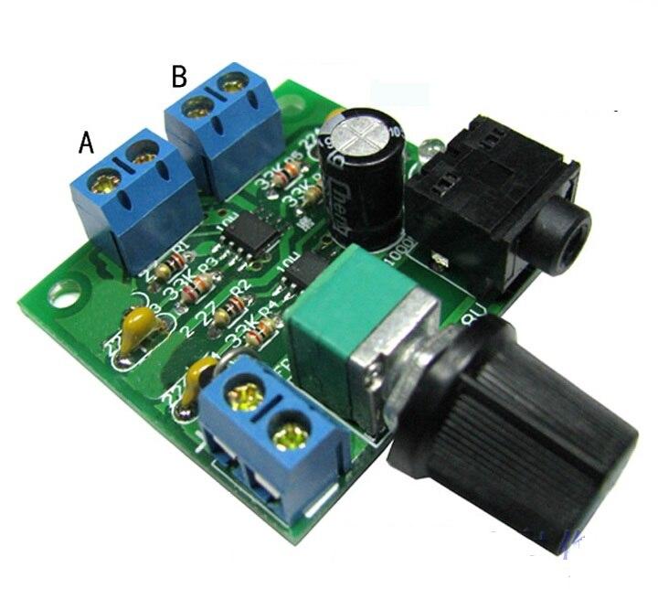 1PCS YDA138 DC5-8V Mono 12W Amplifier Board Class D replace PAM8403  NEW S