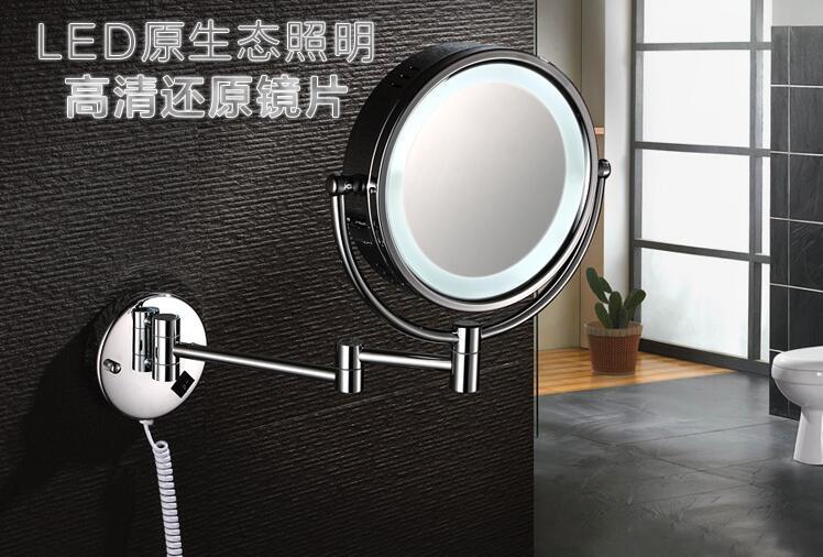 line Get Cheap Illuminated Wall Mirror Aliexpress