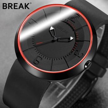 Luxury Fashion Sports Analog Quartz Wrist Watch