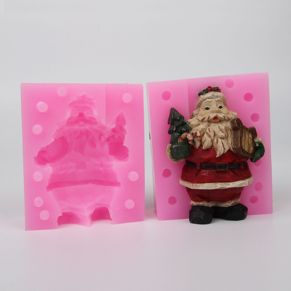 Silicone Christmas Molds
