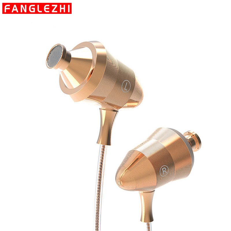 Sports headset 2019 new bullet in-ear headset monitor level HIFI game computer network K song dynamic For iPhone Xiaomi image
