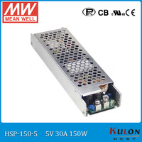 Original Meanwell HSP 150 5 150W 30A 5V Conformal Coated Power Supply 5V Slim Power Supply