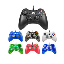 For Xbox 360 Microsoft USB Wired Controller PC Cellphone Joypad Gamepad Console Wired For XBOX360 Game Joystick(China)