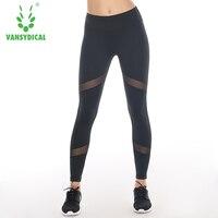 נשים מכנסי יוגה ספורט באיכות גבוהה חותלות ילדה גרביונים דחיסת ריצה בגדי אימון מכנסיים מכנסי יוגה ספורט נשי אלסטי