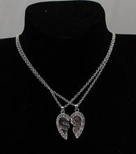 Best Friends Pendant Necklace