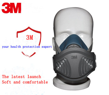 3M HF-52 respirator dust mask new upgrade 1211 respirator mask particulates dust pollen Radioactive dust respirator face mask 2