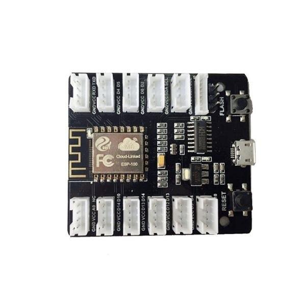 ESP8266 WiFi Grove Board Kit PMS5003 WiFi Sensor Remote Control Shield Module Free Shipping