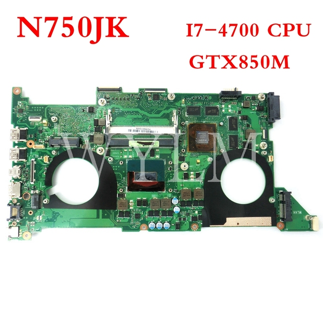 DRIVER FOR ASUS N750JK INTEL CHIPSET