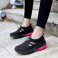 TKN 2019 Новый Для женщин; обувь для прогулок; женские воздухопроницаемые Мокасины без застежек Для женщин носок кроссовки женские спортивные ...