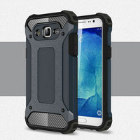 Armor Full Body Protection TPU & PC Case for Samsung Galaxy J5 2017 EU Version ShockProof Wrapped Cover