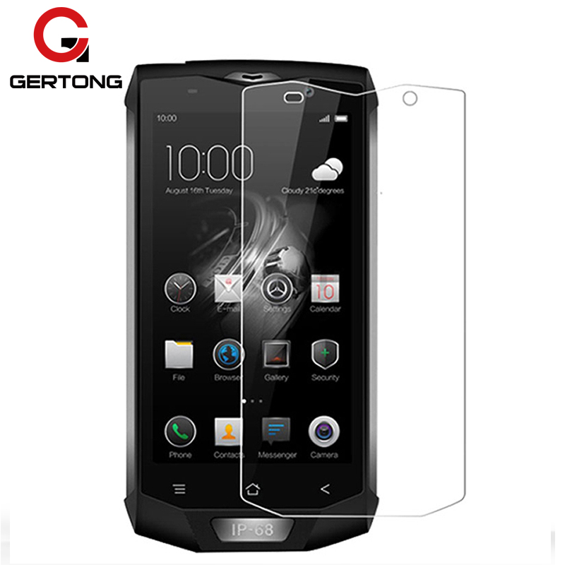 GerTong Tempered Glass For <font><b>Blackview</b></font> Bv7000 Bv8000 <font><b>Pro</b></font> Bv6000 BV9000 <font><b>Pro</b></font> A7 A60 A20 BV9600 BV9500 <font><b>BV5500</b></font> Screen Protector Glass image