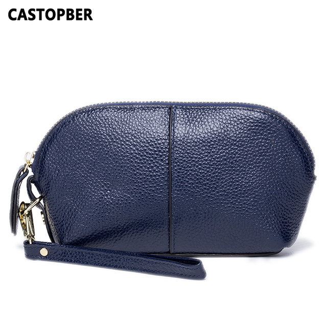 Vintage Bags Retro And Clutches Cowhide Genuine Leather Shell Bag Day Clutch Women Small Handbags For