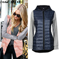 snowshine #3001  Women Hooded Winter Warm Down Parka Jacket Coat free shipping