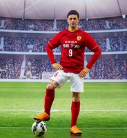 1 6 Scale Sports Stars Soccer Player ELKESON 12 Action Figures Doll Collectible Figure Model Toy