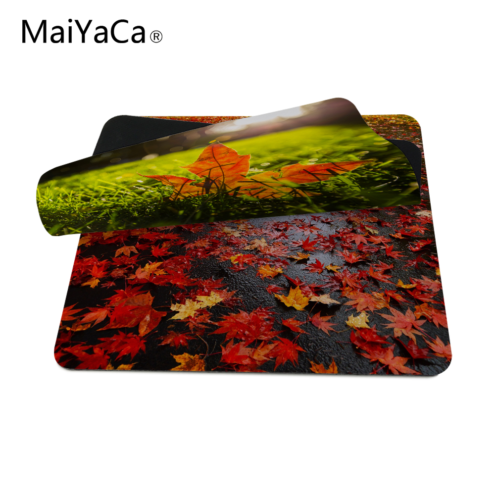 MaiYaCa 2018 Late Autumn Rubber Mouse Pad Gaming Mousepad Notbook Computer Mouse Pad Cool to Mouse Gamer Free Shipping