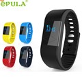 EPULA 2016 New Superior Quality M1 Bluetooth 4.0 Smart Bracelet Watch Sport Healthy Pedometer Sleep Monitor J25