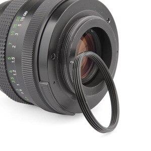 Image 2 - אלומיניום M42 כדי M39 מצלמה עדשת מתאם טבעת 42mm כדי 39mm חוט הר (M42 M39)