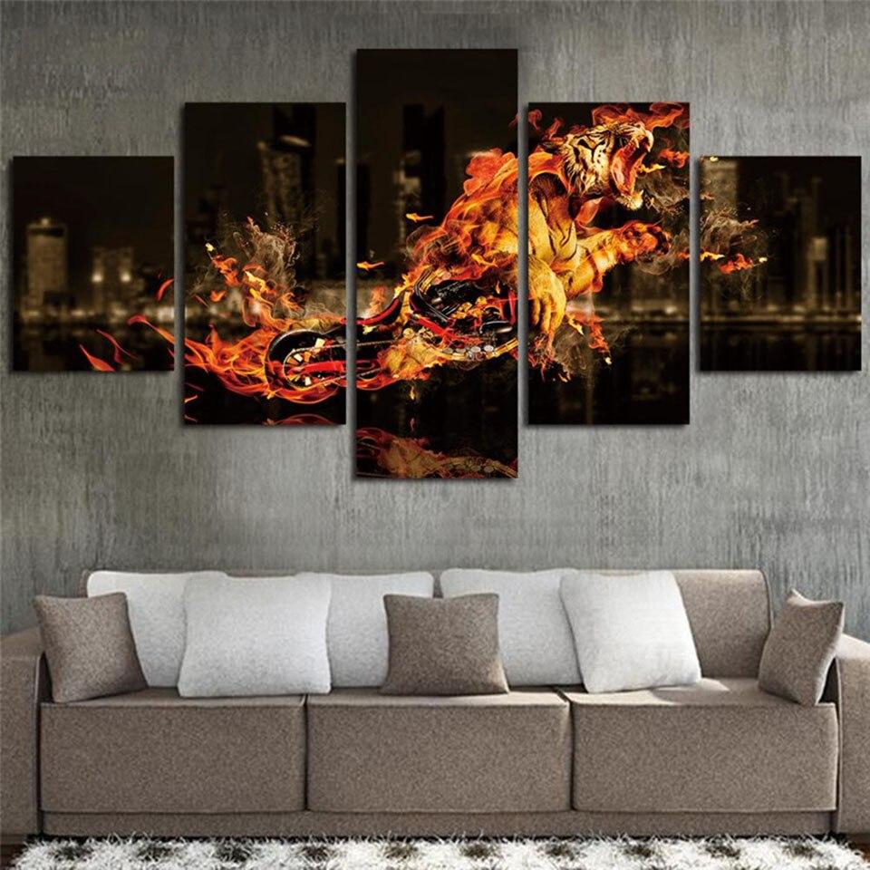 Art Poster Modern Home Decor Living Room Or Bedroom 5